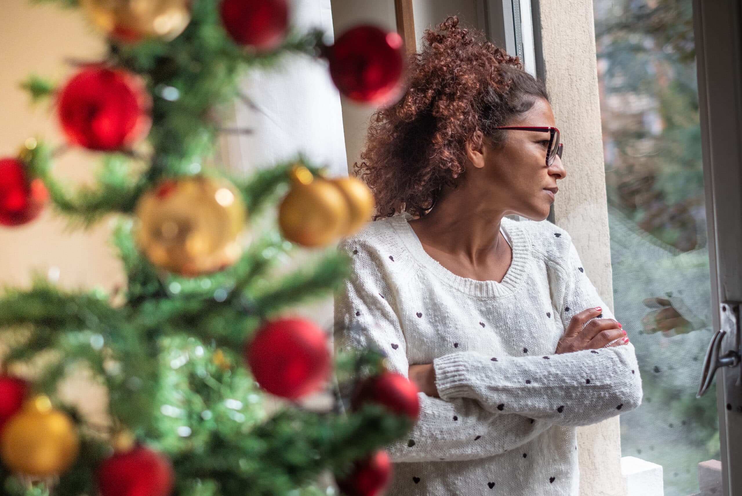 Managing Depression over the Holidays