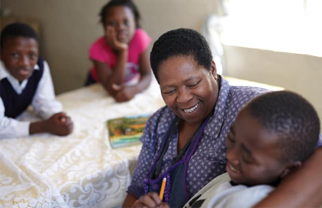 Treating PTSD in South Africa