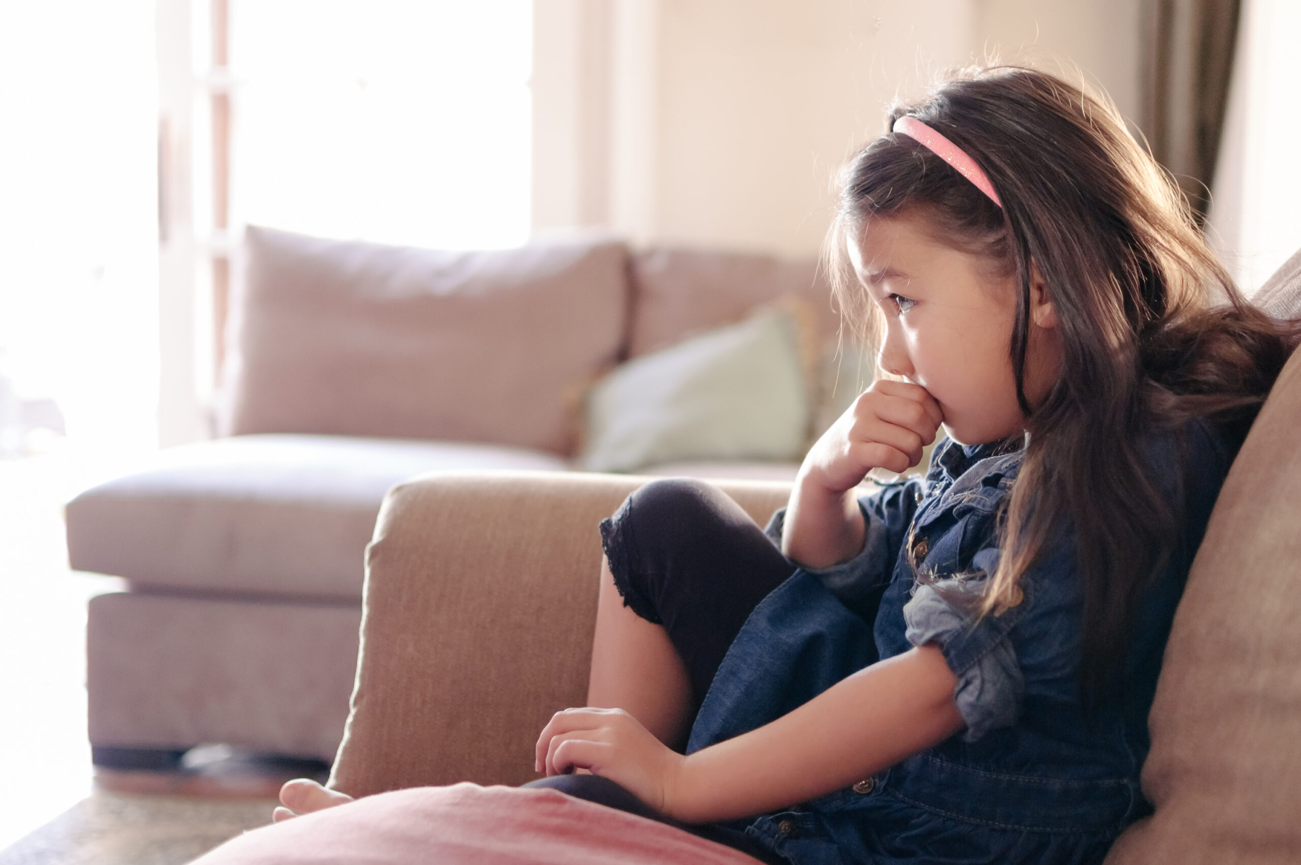 What is Child Anxiety in Younger Kids?